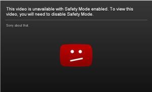 Blokir Youtube